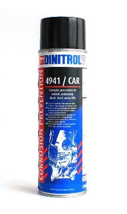 Купить Dinitrol CAR (500 ml, аэрозоль)