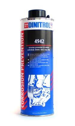 Купить Dinitrol 4942, 1 литр (для днища с цинком)