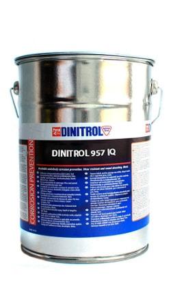 Купить Dinitrol 957 IQ (20 л, бидон) Напыляемая шумоизоляция