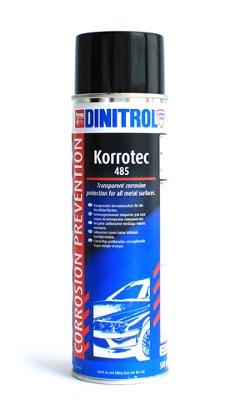 Купить Dinitrol 485 (500 ml, аэрозоль) Антикор твердый воск