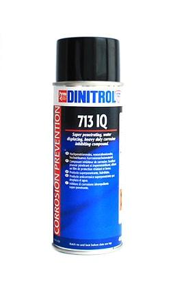 Купить DINITROL 713 IQ (400 ml, аэрозоль) Антикор для сплавов на основе алюминия