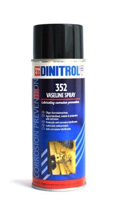 Купить DINITROL 352 Vaseline (400 ml, аэрозоль) Универсальная смазка