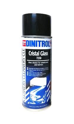 Купить DINITROL 7250 (400 мл, аэрозоль) Очиститель стекол и зеркал