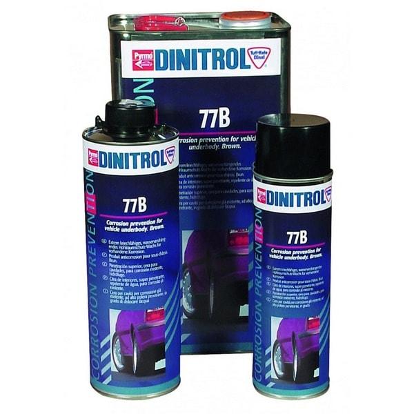 Купить Dinitrol 77B (1 литр, банка) Антикор жидкий воск
