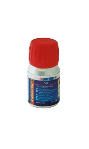 Купить DINITROL D560 (30 мл, бутылка) ПВХ очиститель активатор