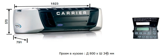 Carrier S-450