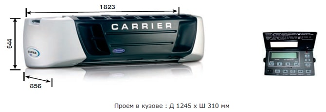 Carrier S-750