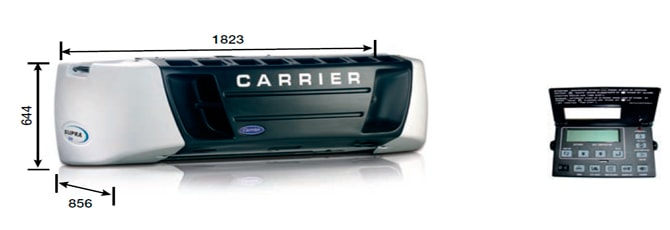 Carrier S-850