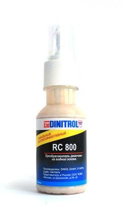 Купить Dinitrol RC800 (100мл спрей) Антикор, преобразователь ржавчины