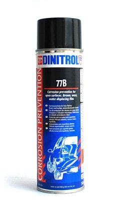 Купить Dinitrol 77B (500 ml, аэрозоль) Антикор жидкий воск