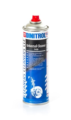 Купить DINITROL 7450 (400 мл, аэрозоль) Очиститель тормозных дисков