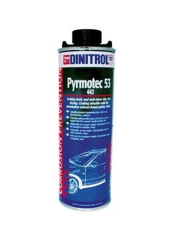 Купить Dinitrol 442 (1 литр, банка, черный) Антигравий быстросохнущий, окрашиваемый