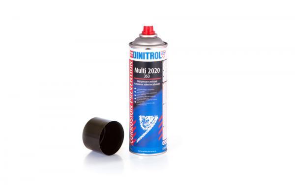 Купить DINITROL 353 (500 ml, аэрозоль) Смазка высоко-пластичная