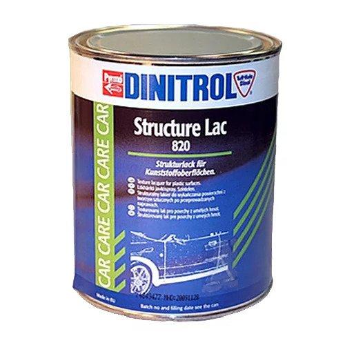 Купить DINITROL 820 (1 л. банка) Лак для восстановления структуры пластика