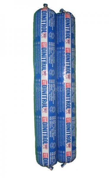 Купить Dinitrol 408 UV (600 мл. туба из фольги, белый) Клей-герметик для ремонта кузова и герметизации сварочных соединений