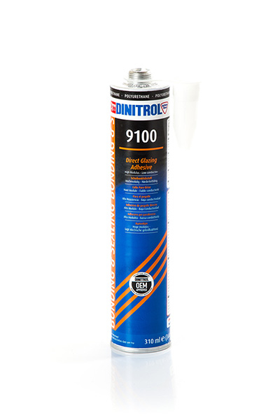 Купить Dinitrol 9100 (310 мл, картридж) Клей для автомобильных стекол