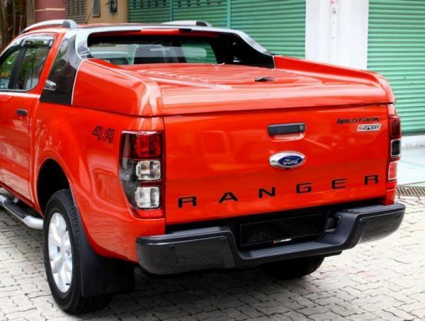 Купить Крышка CARRYBOY FullBox для Ford Ranger T6