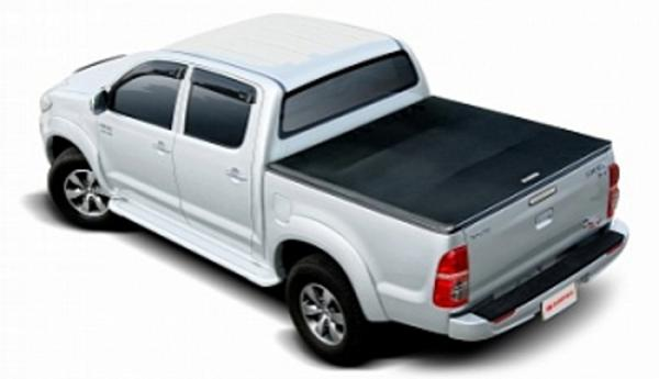 Купить Тент CARRYBOY Soft Lid для Nissan Navara