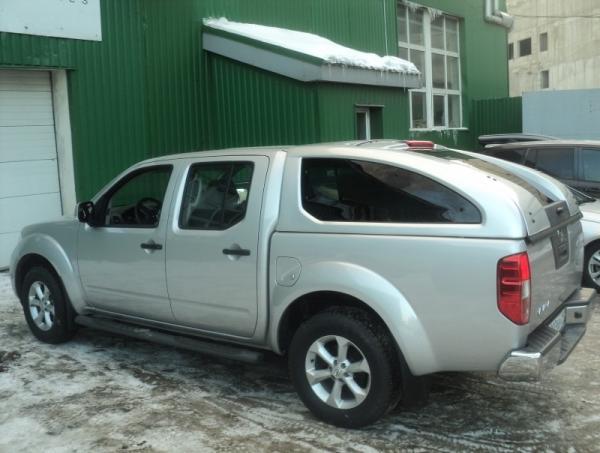 Купить Кунг CARRYBOY G500 Nissan Navara