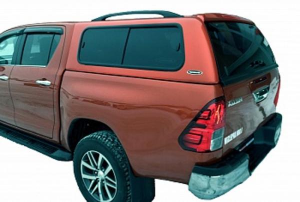 Купить Кунг CARRYBOY S2 Toyota Hilux Revo