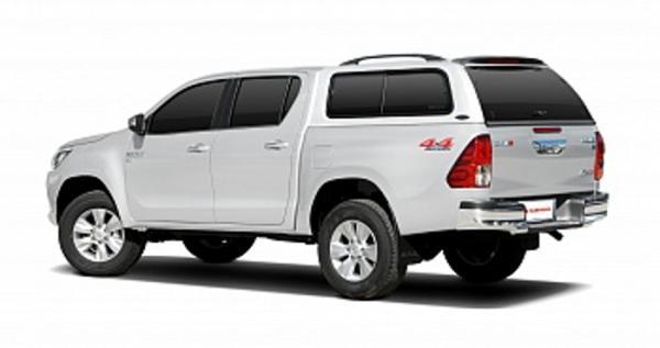 Купить Кунг CARRYBOY S560 Toyota Hilux Revo