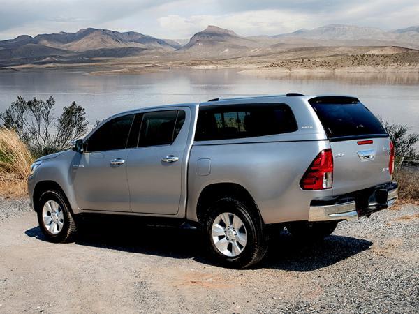 Купить Кунг CARRYBOY S6 Toyota Hilux Revo