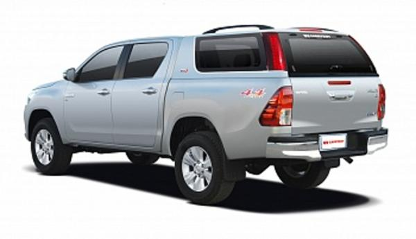 Купить Кунг CARRYBOY S7 Toyota Hilux Revo