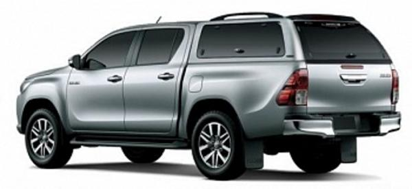 Купить Кунг CARRYBOY SO Toyota Hilux Revo