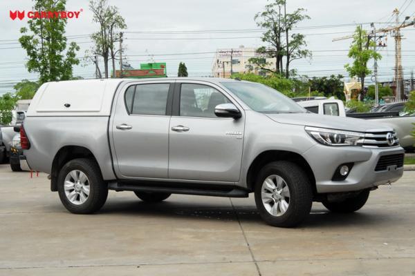 Купить Кунг CARRYBOY Workman Toyota Hilux Revo