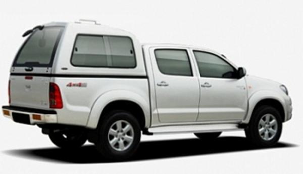 Купить Кунг CARRYBOY Cityboy Toyota Hilux