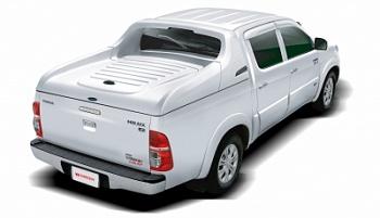 Купить Крышка CARRYBOY FullBox для Toyota Hilux