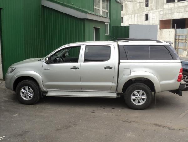Купить Кунг CARRYBOY G3 Toyota Hilux