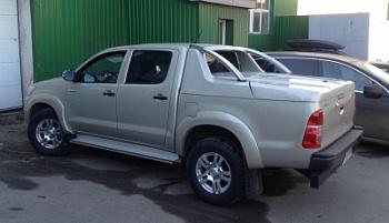 Купить Крышка CARRYBOY GRX Lid для Toyota Hilux