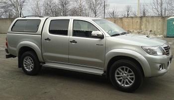 Купить Кунг CARRYBOY S2 Toyota Hilux