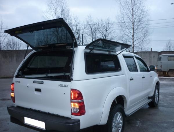 Купить Кунг CARRYBOY SO Toyota Hilux