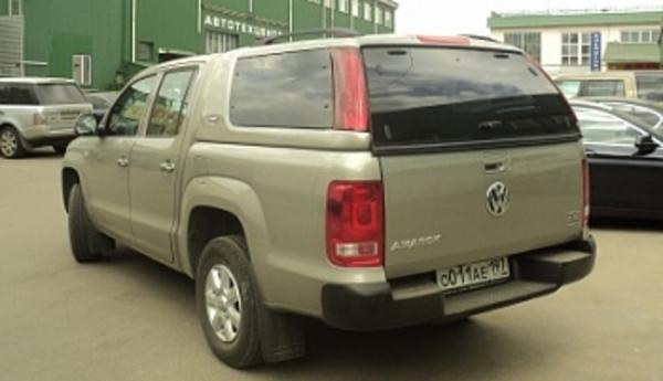 Купить Кунг CARRYBOY S7 Volkswagen Amarok