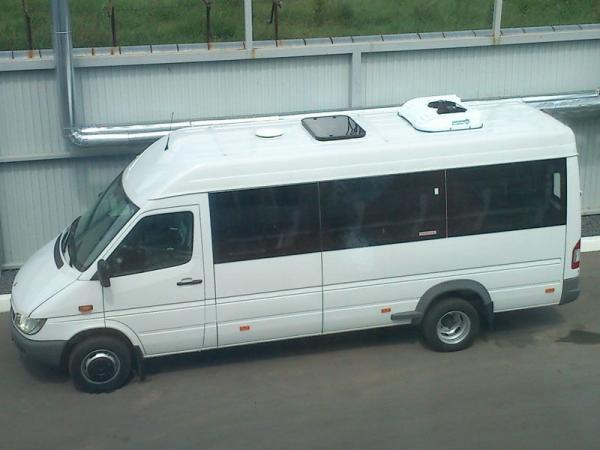 Купить Автокондиционеры Элинж для а/м Iveco Daily с крышным расположением конденсора 6 кВт