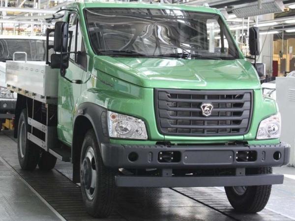 Купить Автокондиционер кабины Элинж для а/м ГАЗон-Next 3,5 кВт