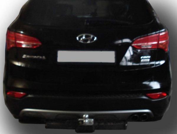 Купить Фаркоп для автомобиля HYUNDAI SANTA FE (DM) 2012-.../ KIA SORENTO 4 (XM FL) 2012-... H224-F