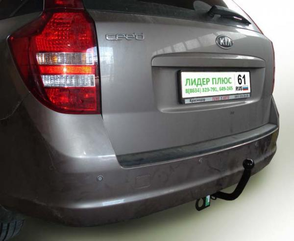Купить Фаркоп для автомобиля KIA CEED (ED) (универсал) 2007-2012 K106-A