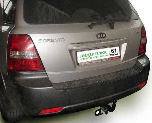 Купить Фаркоп для автомобиля KIA SORENTO 2 (JC) 2006 - 2009 K107-A