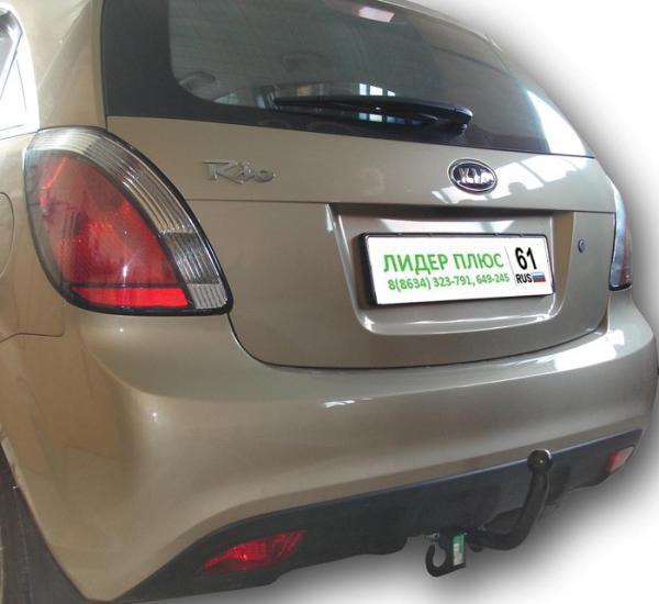 Купить Фаркоп для автомобиля KIA RIO 2 (DE) (седан,хетчбек) 2005 - 2011 K108-A