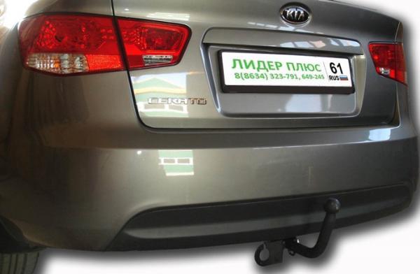 Купить Фаркоп для автомобиля KIA CERATO (TD) (седан) 2009-2012 K109-A