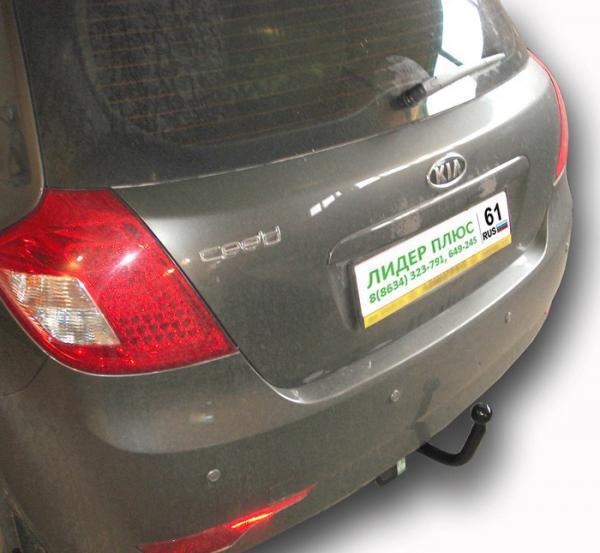 Купить Фаркоп для автомобиля KIA CEE'D(ED) (хетчбек) 2007-2012/HYUNDAI I 30 (FD) 2007-2012 K110-A