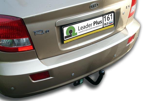 Купить Фаркоп для автомобиля KIA RIO 1 (DC) (седан, универсал) 2000 - 2005 K113-A