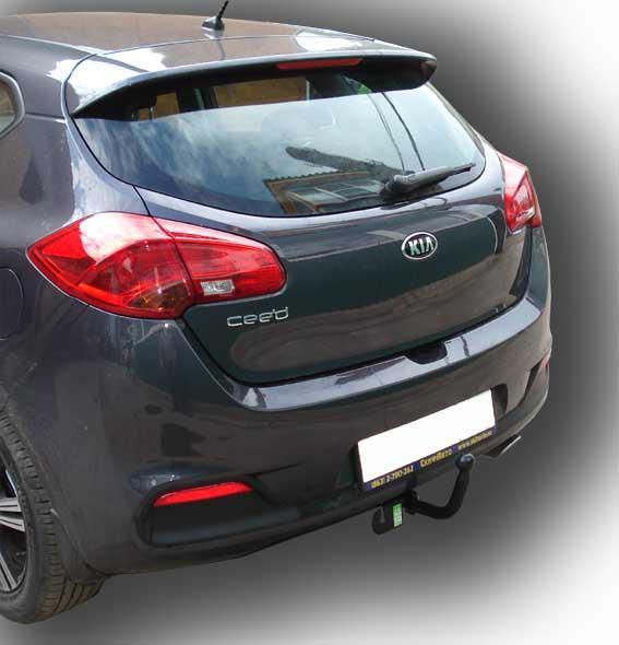 Купить Фаркоп для автомобиля KIA CEED хетчбек (JD) 2012-... K120-A