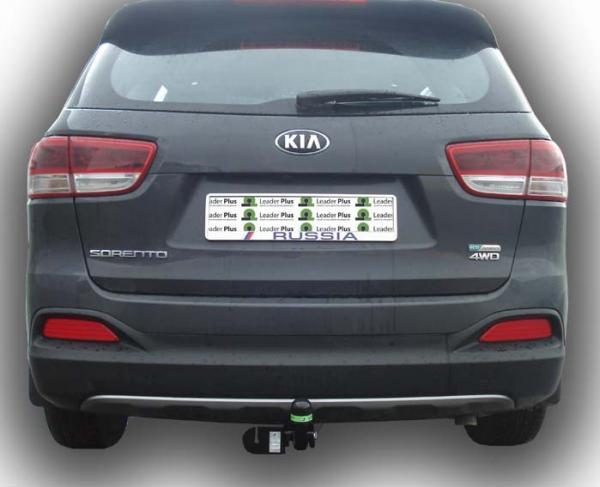 Купить Фаркоп для автомобиля KIA SORENTO ( 2015-...) (дизель, бензин) / HYUNDAI SANTA FE ( 2015-...) (дизель) K121-A