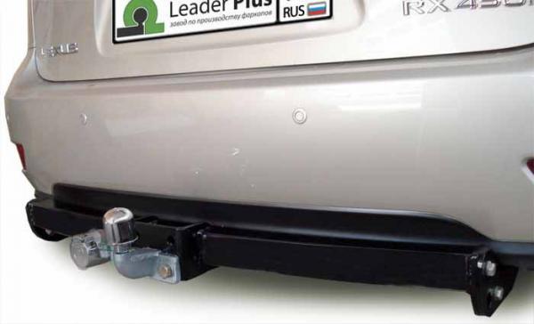 Купить Фаркоп для автомобиля LEXUS RX 270/350/450 (AL1) 2009-... L103-FC