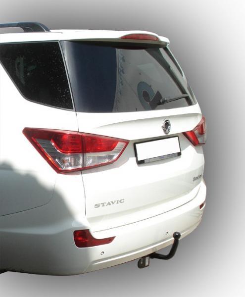 Купить Фаркоп для автомобиля SSANG YONG STAVIC 2013-... S209-A