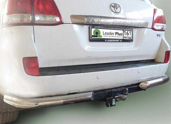 Купить Фаркоп для автомобиля TOYOTA LAND CRUISER 200 2007-.../ LEXUS LX 570 2007-...,LX 450d 2015 -... T110-F